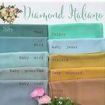 pashmina diamond italiano polos | jilbabmurahsurabaya.wordpress.com